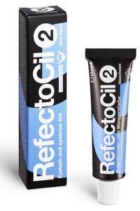 RefectoCil Augenbrauenfarbe-Wimpernfarbe 2 blauschwarz 15ml Produktfoto