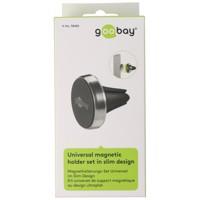 Universal Smartphone Magnethalterungs-Set - für eine einfache und sichere Befestigung im Fahrzeug Produktfoto