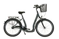 HAWK City Comfort Deluxe Plus Grey Produktfoto