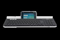 Logitech Multi-Device – Kabellose Tastatur Produktfoto
