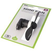 Mini-Ventilator für Smartphones mit Micro USB Anschluss, Micro-USB-Anschluss, Ventilator für Smartphone, farblich... Produktfoto