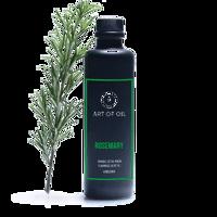 BIO - Aromatisiertes Natives Olivenöl Extra - ROSEMARY 200ml Produktfoto