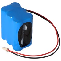 Speicherbatterie für Visonic 0-9912-M, Visonic 0-9913-W, Visonic GP220AAH6YMX, Alaris CareFusion GW Volumetric Pump,... Produktfoto