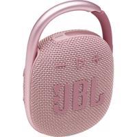 JBL CLIP 4 pink- portable BT Speaker Produktfoto
