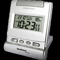 WQ 170 - Reisewecker, Quarzuhr, 12/24h Zeitanzeige, Datums- und Wochentagsanzeige mi Schlummerfunktion und... Produktfoto