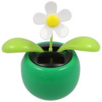 Solar Wackelblume Dancing Flower mit wackelnden Blättern und Blüte nur sortiert lieferbar Produktfoto