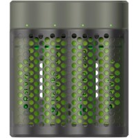 USB-Modell Ladegerät GP M451 Mainstream-Line 4 x ReCyko AA 2600 mAh Produktfoto