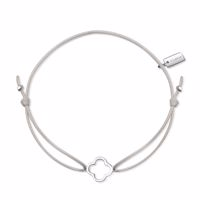 LISE Armband nude/silber Produktfoto
